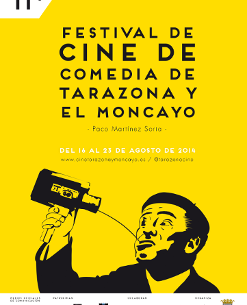 cartel festival cine tarazona 2014