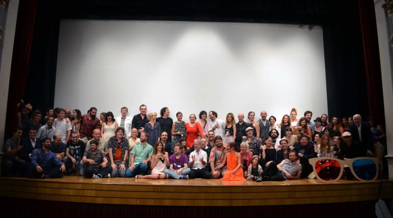 Imágenes del XIII Festival de cine de Tarazona