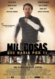 15 MIL COSAS QUE HARÍA POR TI poster