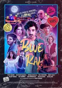 17 BLUE RAI poster