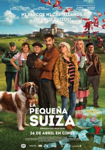 22 LA PEQUEÑA SUIZA cartel