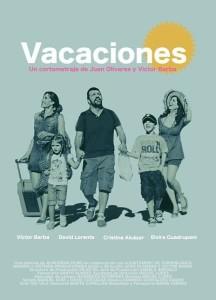 vacaciones cartel