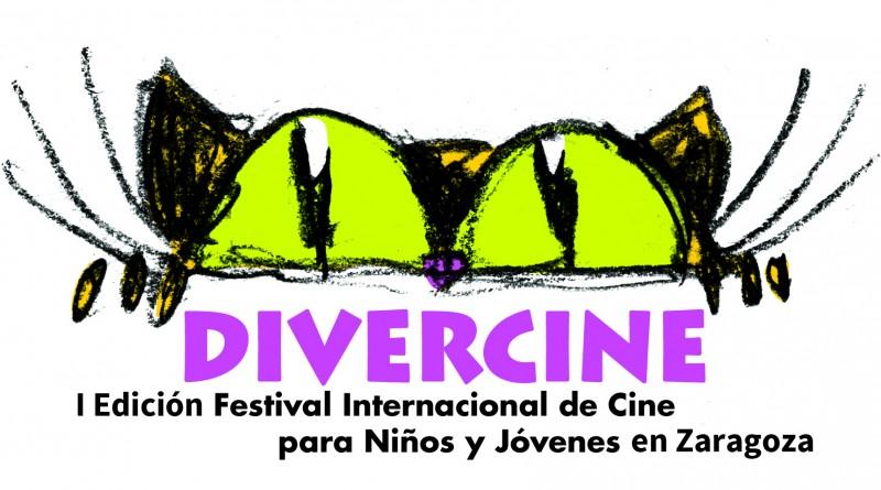 divercine logo - zaragoza