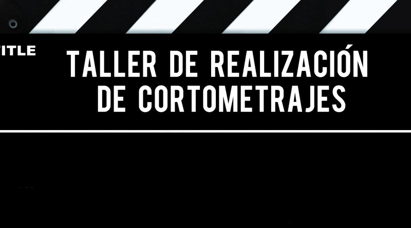 cartel taller cortos Tarazona 2017 - Portada