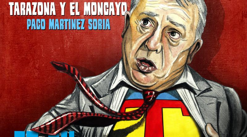 Un 'Superpaco' protagoniza el cartel del XVI Festival  de Cine de Tarazona