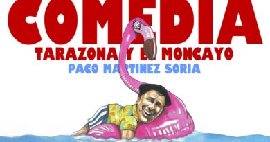 Jurado del XVIII Festival de Cine de Comedia de Tarazona
